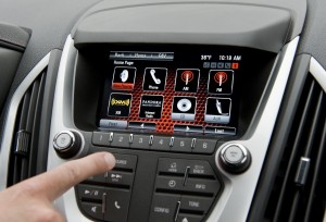 IntelliLink on 2012 GMC Terrain in Columbia, South Carolina